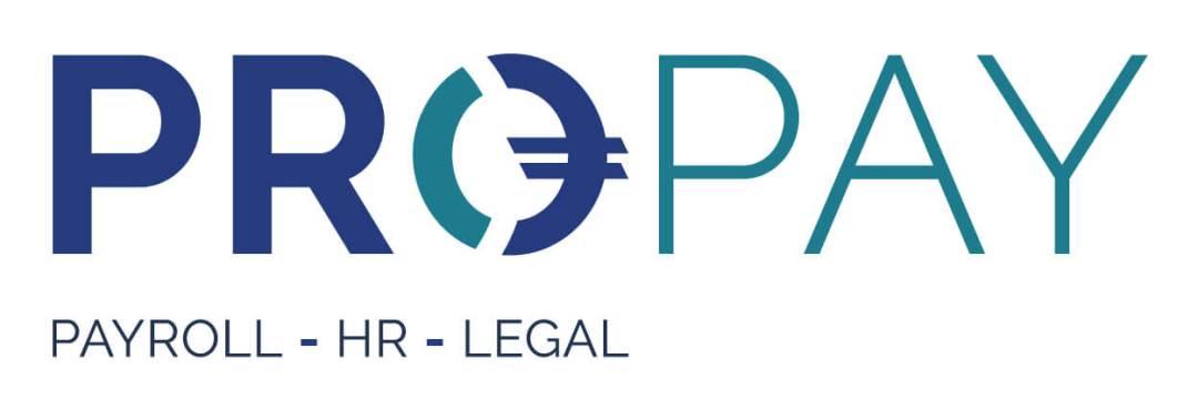 Logo Pro Pay Business Belgium