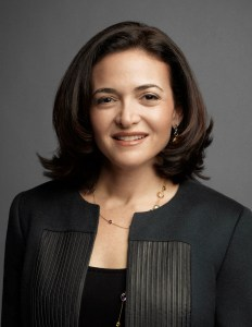 Sandberg is a fierce feminist on a mission to get more women interested in business leadership.