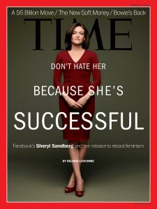 More than ever before, women like Sandberg are breaking into the business world--and with stunning success.