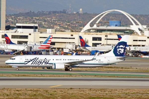 Alaska Airlines has purchased Virgin America.