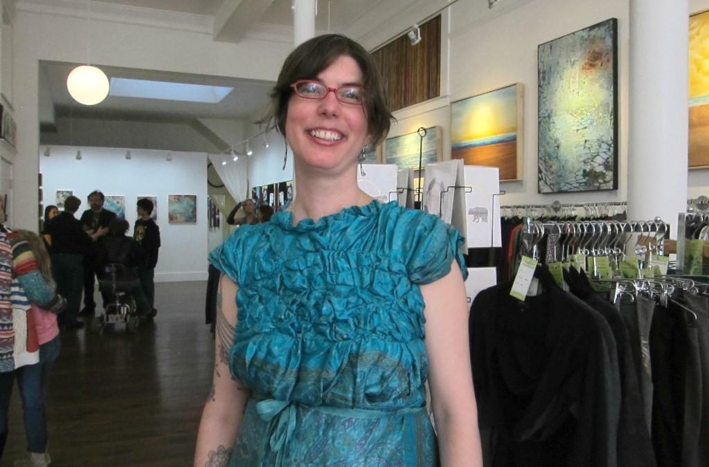 Eden Stein is the owner of San Francisco-based retail store and art gallery Secession Art & Design