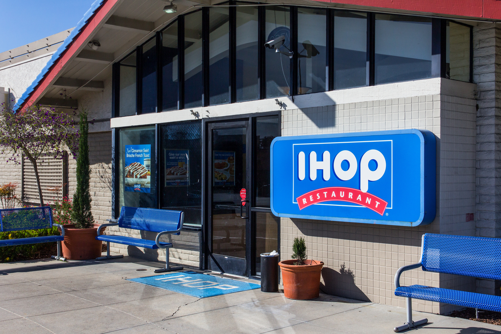 IHOP Is Trying to Recenter Its Brand Around Burgers