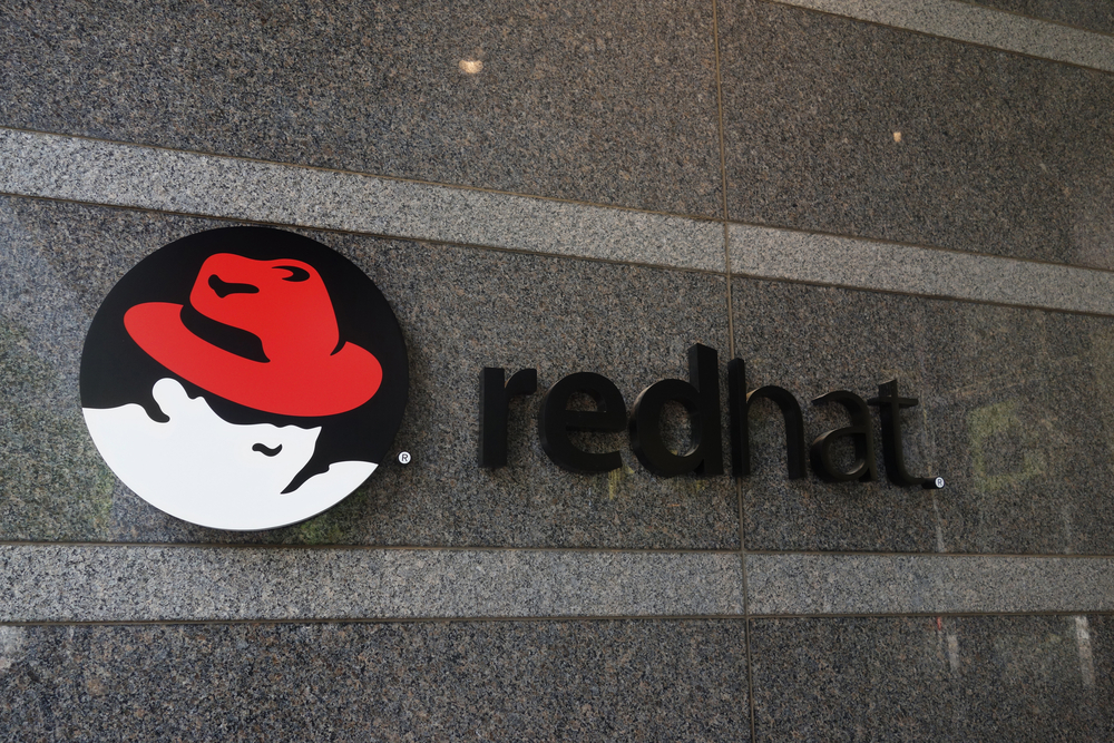 IBM recently bought Red Hat, the company behind the Linux operating system, in order to secure its place in the cloud computing world. Photo by zimmytws / Shutterstock.com