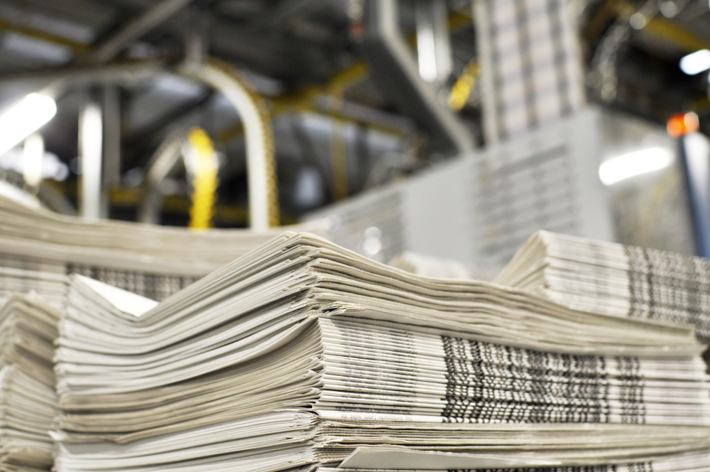"""Hedge fund-backed MNG Media wants to buy struggling media company Gannett. This could be """"the end of the American newspaper industry,"""" said one reporter."""