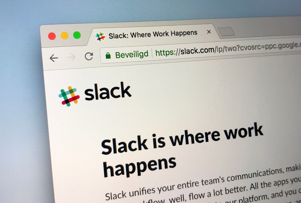 Slack Files to Go Public in Non-Traditional Way