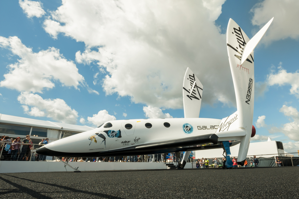 Virgin Galactic to Go Public