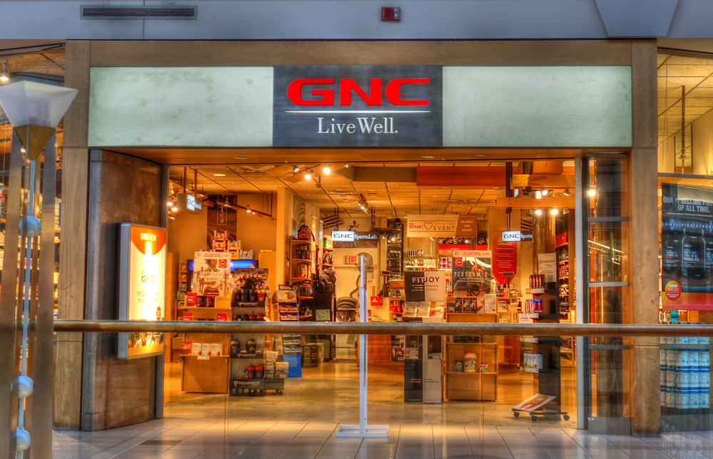 GNC Files for Bankruptcy Amid COVID-19 Impact