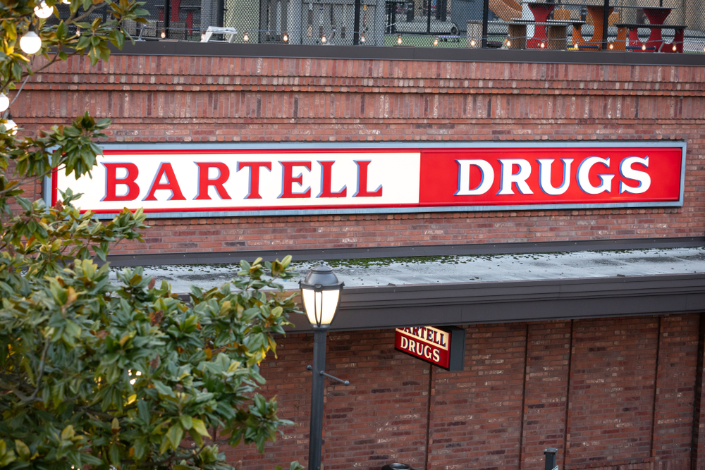 Washington Pharmacy Chain Bartell Drugs Sold to Rite Aid