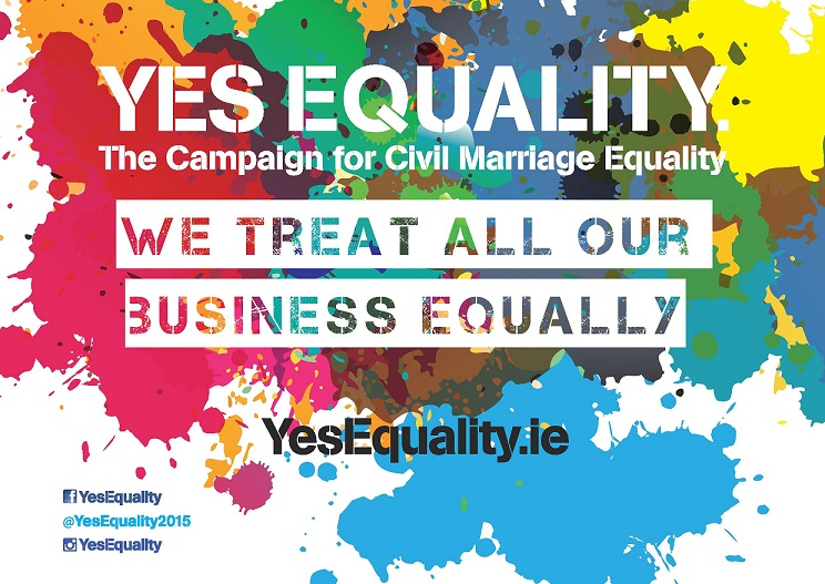 Yes Equality Poster