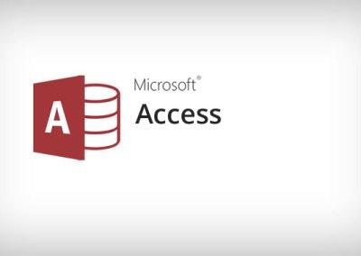 Microsoft Access Courses