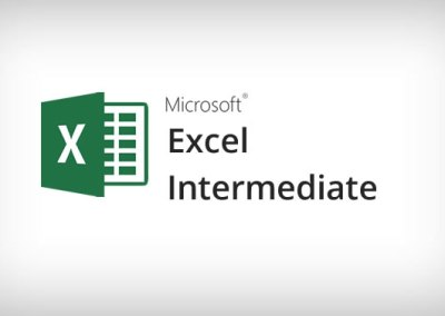 Microsoft Excel Intermediate Course