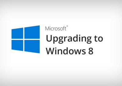 Upgrading to Microsoft Windows 8.1 and Windows 10