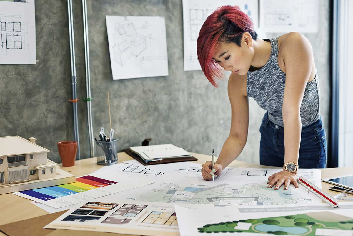 How Can You Work With An Interior Designer