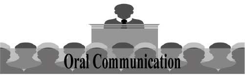 oral-communication