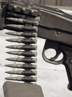 Conflict armat