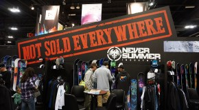 Snow gear expo ramps up