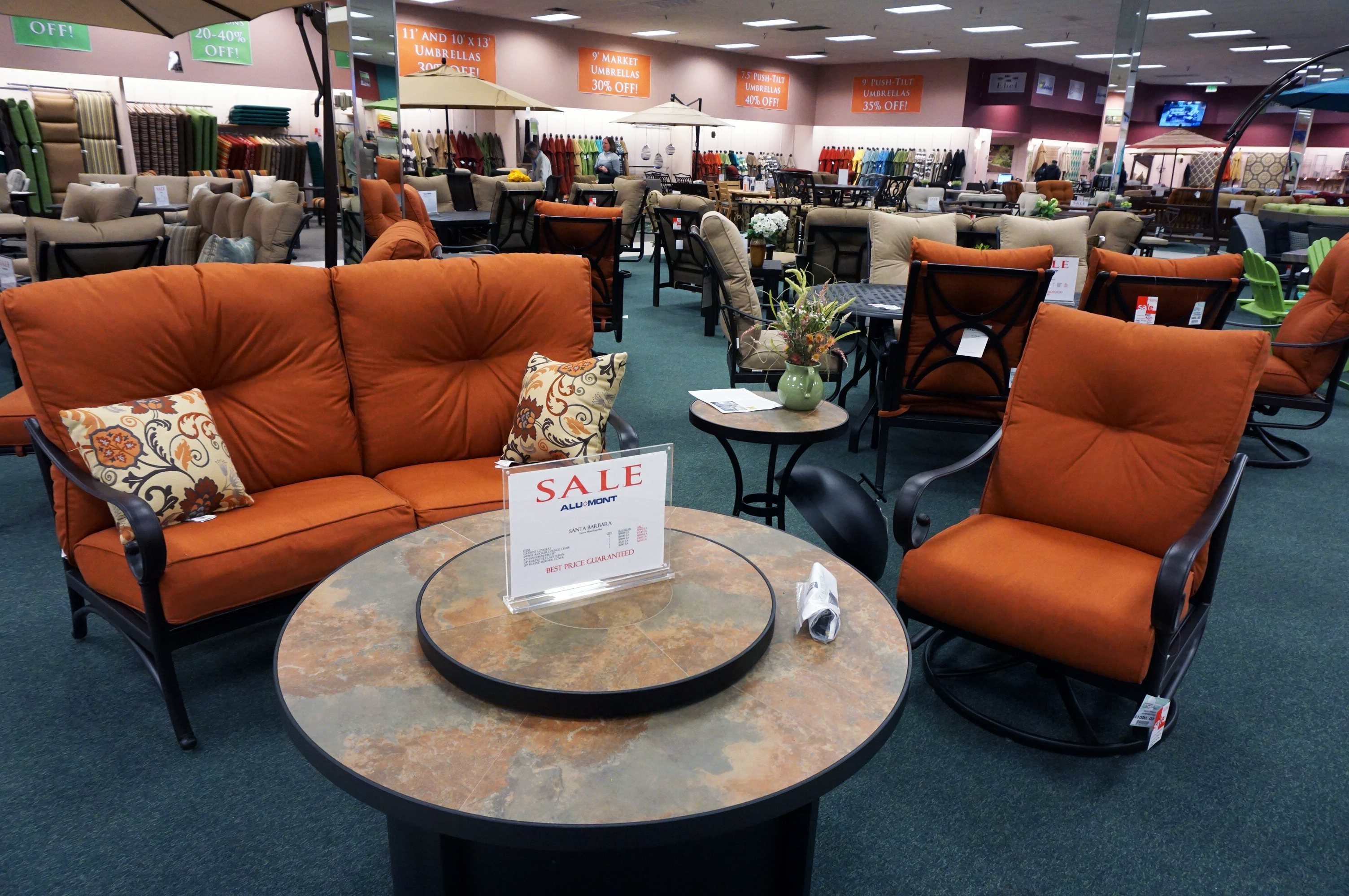 Superb The Littleton Location Will Add More Space For Patio Furniture.