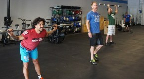 Wash Park gym hops to beefed-up space on Broadway
