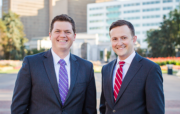 Werge (left) and Lyda have formed a new firm. Photo courtesy of Lyda Werge.