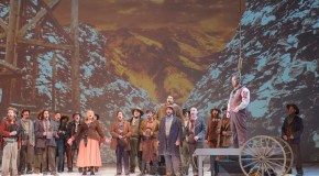 Six-figure video projector newest attraction for Opera Colorado