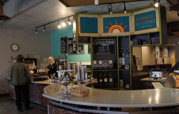Common Grounds Coffeeshop at 1550 17th St. is now closed. (Amy DiPierro)