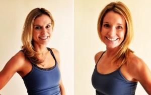 Kadi Blain (left) and Kiki Pierce are opening a new Pilates studio in Greenwood Village. (Courtesy Kadi Blain)