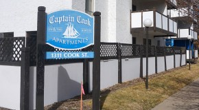 Congress Park apartments make way for upgrades