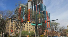 Leasing starts at Country Club Towers