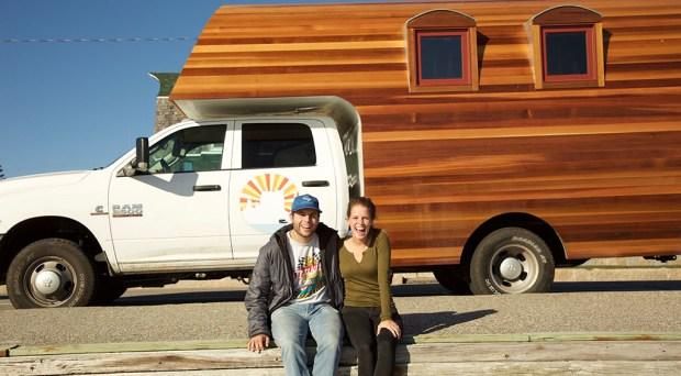 Denver couple lets go of honeymoon rig