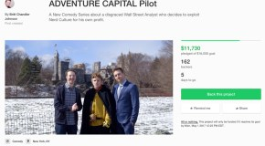 Kickstarter campaign amassing capital for Littleton man's web series
