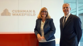 Cushman & Wakefield settles into new digs