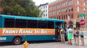 Ski shuttle slims operations as CDOT tests bus service