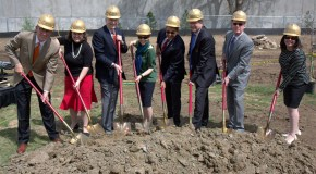 DU breaks ground on $15M design-build project