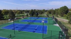 City Park tennis courts net a big-time upgrade