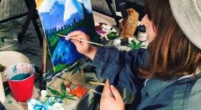 Denver entrepreneurs take a shot at pot-and-painting classes