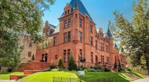 Historic chateau-turned-B&B in Cap Hill listed for $3M