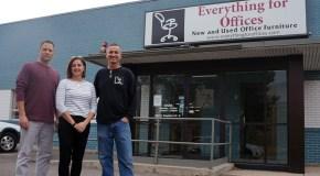 CDOT sends Denver office furniture store to Aurora