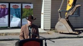 Mayor tips off National Western Center groundbreaking