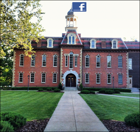 colleges and social media