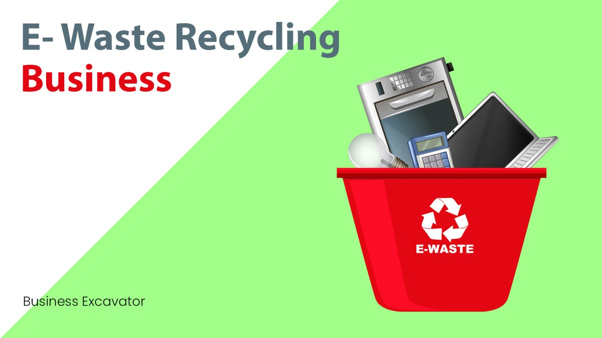 The Ultimate Guide to Starting Your Own E-waste Recycling Business