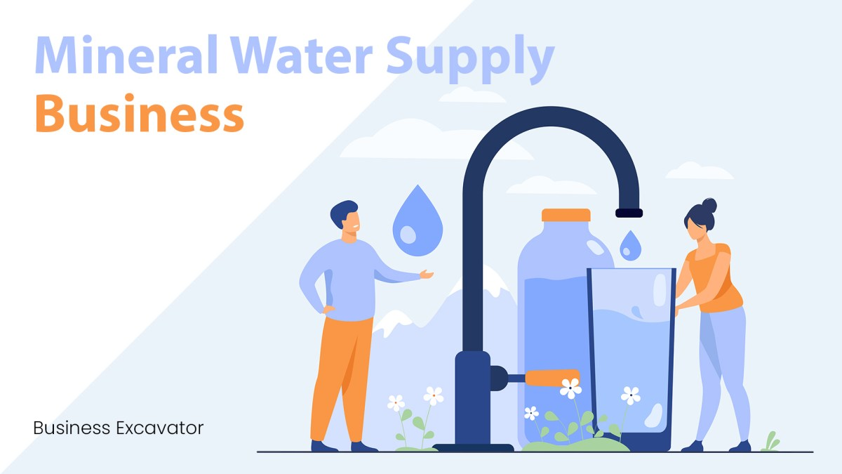 Purified Mineral Water Supply Business Plan