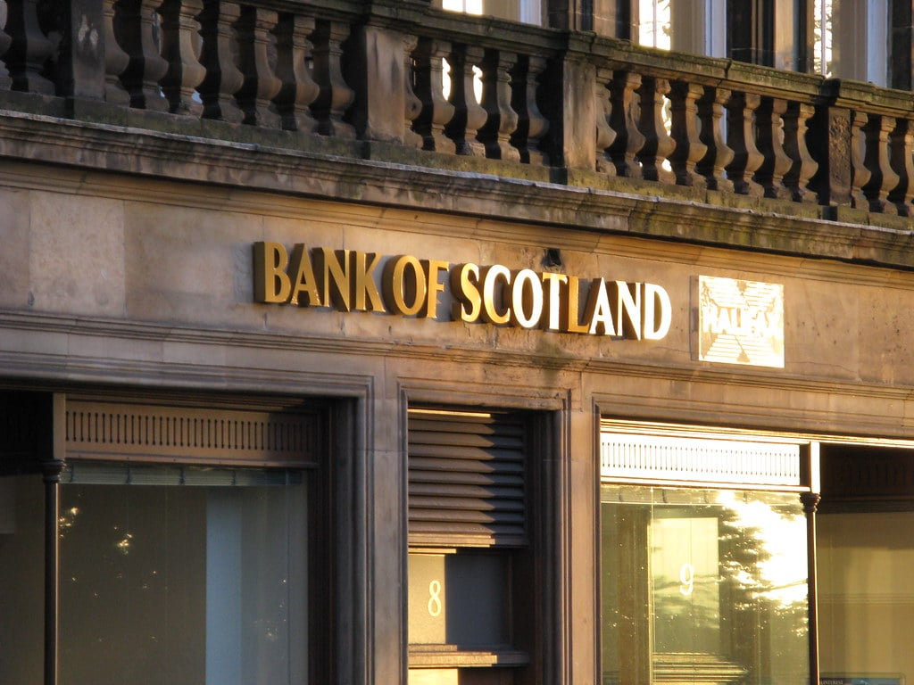 do bank of scotland offer briding finance?