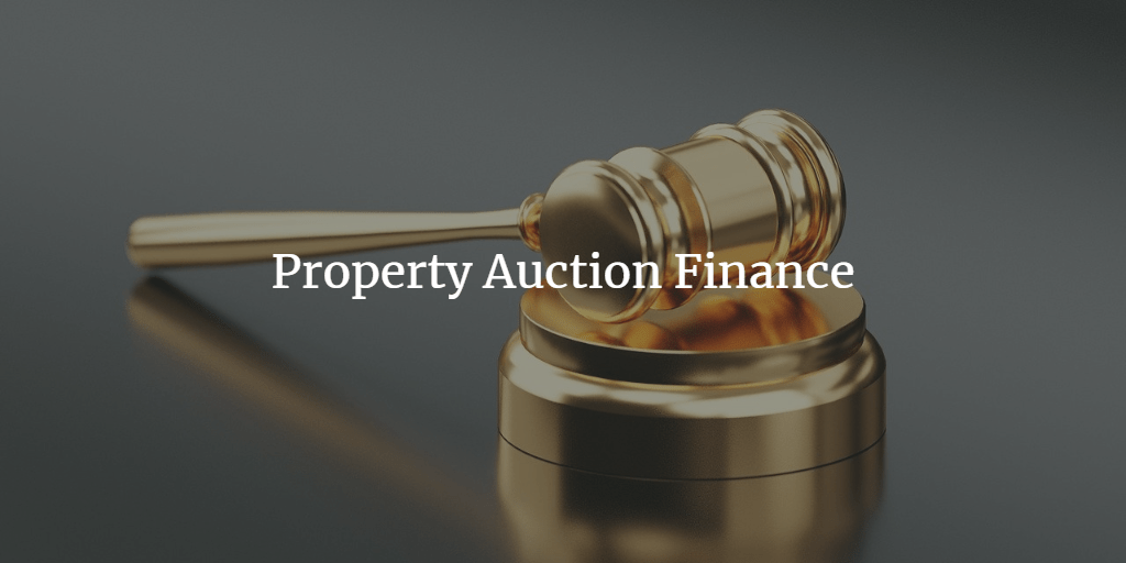 Property Auction Finance | Bridging Auction Loans