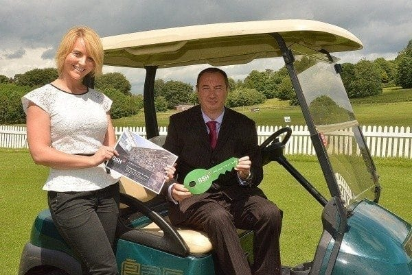 galgorm castle golf Hole in one for Galgorm Castle Golf Club ahead of Open