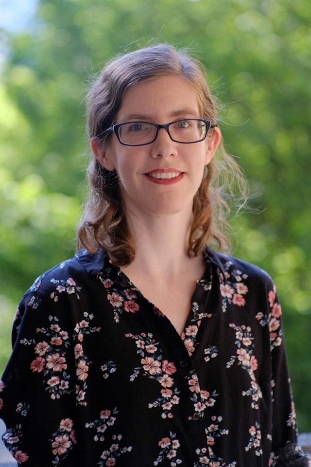 Panelist Jasmine Gower