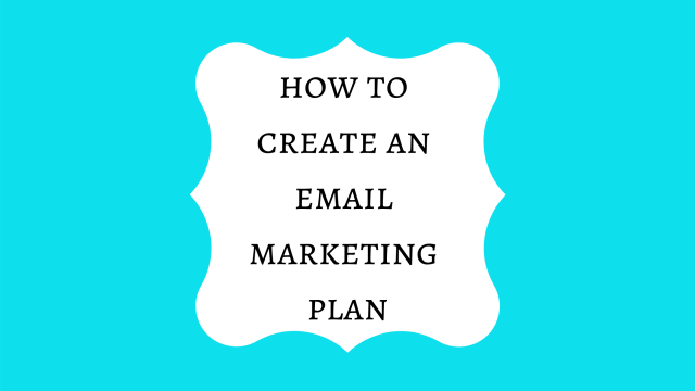 How to create an email marketing plan for authors