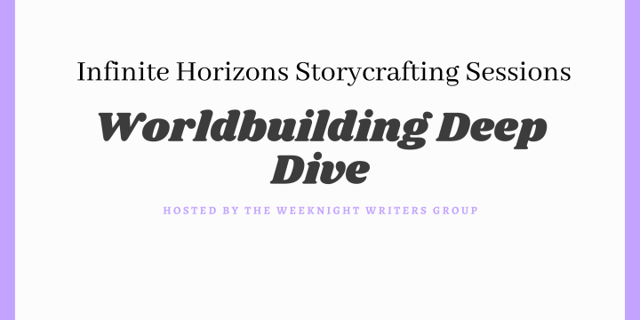 Panelist Announcements for the Worldbuilding Deep Dive Conference!