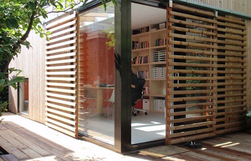 Beste Tuinhuis the Ultimate Garden Office | Business for Beginners OD-19