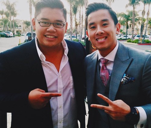 Jed Buenaluz and Julian Doan