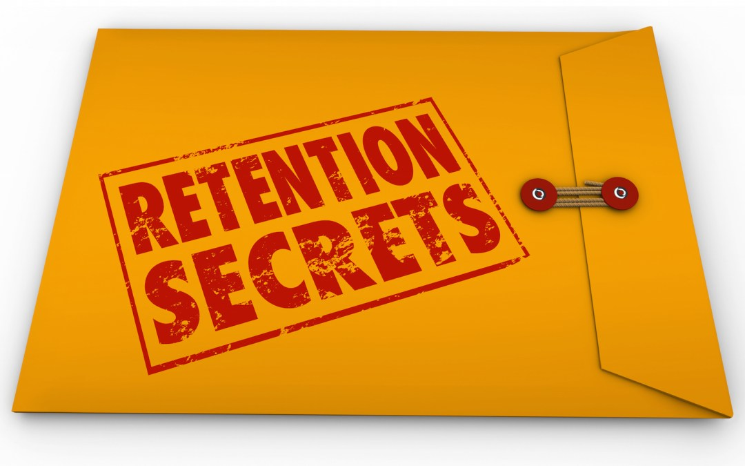 3 Steps to Better Retention: Reduce Stress, Make More Profits, and Create Satisfying Long Term Relationships